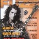 Fuzz Magazine Cover [Sweden] (May 2001)
