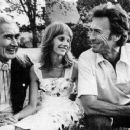 Chief Dan George, Sondra Locke and Clint Eastwood - 454 x 253