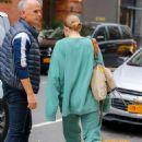 Gigi Hadid – Leaving a photoshoot in New York