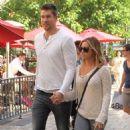 Ashley Tisdale & Scott Speer: Movie Mates