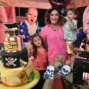 'Un Nuevo Dia' Celebrates Angelica Vale's Son's Birthday - 454 x 303