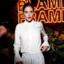 Hilary Rhoda – Frame's Blame Jordan Dinner – 2018 NYFW in New York - 454 x 303