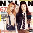 Emma Roberts Nylon US May 2011