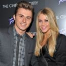 Kenny Wormald and Julianne Hough - 454 x 589