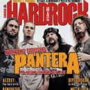 Rex Brown, Phil Anselmo, Dimebag Darrell, Vinnie Paul - Hard Rock Magazine Cover [France] (March 2014)