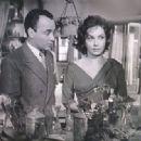 Raymond Pellegrin e Gina Lollobrigida_la romana (Zampa) 1954 - 454 x 318