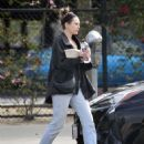 Elizabeth Olsen – Out in Los Angeles 03/14/2019 - 454 x 557