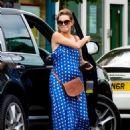 Kara and Hannah Tointon – Shopping in London - 454 x 618