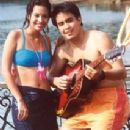 Onemig Bondoc and Desiree Del Valle