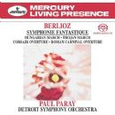 Hector Berlioz - Symphonie fantastique, Marches, Overtures (Detroit Symphony Orchestra feat. conductor: Paul Paray)