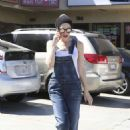 Gwen Stefani Out and About In La