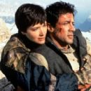 Sylvester Stallone and Janine Turner