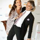 Andrea Bocelli and Veronica Berti - 454 x 722