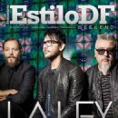 La Ley - Estilo Df Magazine Cover [Mexico] (1 July 2016)