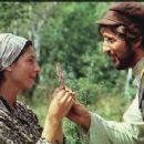 Leonard Frey and Rosalind Harris