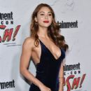 Lindsey Morgan at Entertainment Weekly's annual Comic-Con party in celebration of Comic-Con 2017 at Float at Hard Rock Hotel San Diego on July 22, 2017 in San Diego, California - 432 x 600