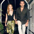 Sinem Kobal & Kenan Imirzalioglu : night out (August 12, 2016) - 454 x 582