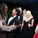 Helen Mirren and Jason Momoa At The 91st Annual Academy Awards - Show - 454 x 303