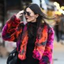 Victoria Justice– Out in New York City 12/04/ 2016 - 454 x 309