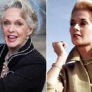 Tippi Hedren ... Then and Now - 454 x 304