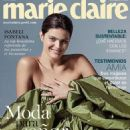 Isabeli Fontana for Marie Claire Argentina Cover (July 2020) - 454 x 627