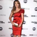 Jane Seymour-'dancing With The Stars' 200 Episode At Boulevard 3 On November 1, 2010 In Hollywood, California