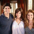 Reynaldo Gianecchini, Priscila Fantin and Giovanna Antonelli in Sete Pecados (Seven Sins) (2007)