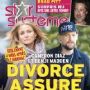 Cameron Diaz, Benji Madden - Star Systeme Magazine Cover [Canada] (15 May 2015)
