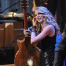 """Taylor Swift - Performance At """"Late Show With David Letterman"""" In New York City, 10.11.2008."""