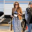 AnnaLynne McCord: the set of 90210