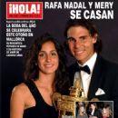 Rafael Nadal and Maria Francisca Perello - 454 x 615