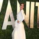 Irina Shayk: arrives at the 2013 Vanity Fair Oscar Party hosted by Graydon Carter at Sunset Tower in West Hollywood