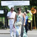 Lily Allen – Wimbledon Tennis Championships 2019 in London - 454 x 613