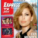 Eva Mendes - Express Tv Pilot Magazine Cover [Poland] (26 June 2020)