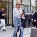 Rosie Huntington Whiteley – Out in New York