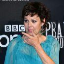 Helen McCrory – 'Peaky Blinders Premiere in London - 454 x 559
