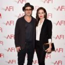 Angelina Jolie 15th Annual Afi Awards In Los Angeles