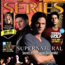 Jensen Ackles, Jared Padalecki, Holly Marie Combs, Rose McGowan, Alyssa Milano - series mag Magazine Cover [France] (May 2014)