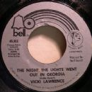 Vicki Lawrence - The Night The Lights Went Out In Georgia / Dime A Dance