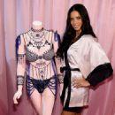 Adriana Lima 2014 Victorias Secret Show Backstage In London