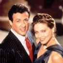 Sylvester Stallone and Ornella Muti
