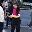 Camila Cabello – Arrives at Z100 Morning Show in New York