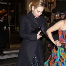Lily James at The Waldorf Hilton in London 02/12/2019 - 454 x 766