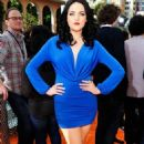 """Elizabeth Gillies' """"Victorious"""" Night at the 2012 KCAs"""
