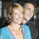 Emma Thompson and Greg Wise -
