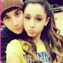Ariana Grande and Jai Brooks - 454 x 553
