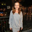 Olesya Rulin - 'Holiday Of Hope' Tree Lighting Celebration On November 28, 2009 In Hollywood, California