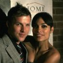 Chad Faust and Rosario Dawson - 454 x 471