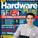 Kadir Dogulu - Hardware Plus Magazine Cover [Turkey] (May 2013)