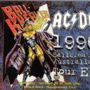 1996 Ballbreaker Australian Tour EP